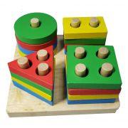 Prancha De Seleção Geométrica Formas
