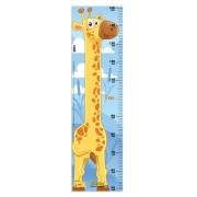 Régua Girafa medindo 1,10m de altura