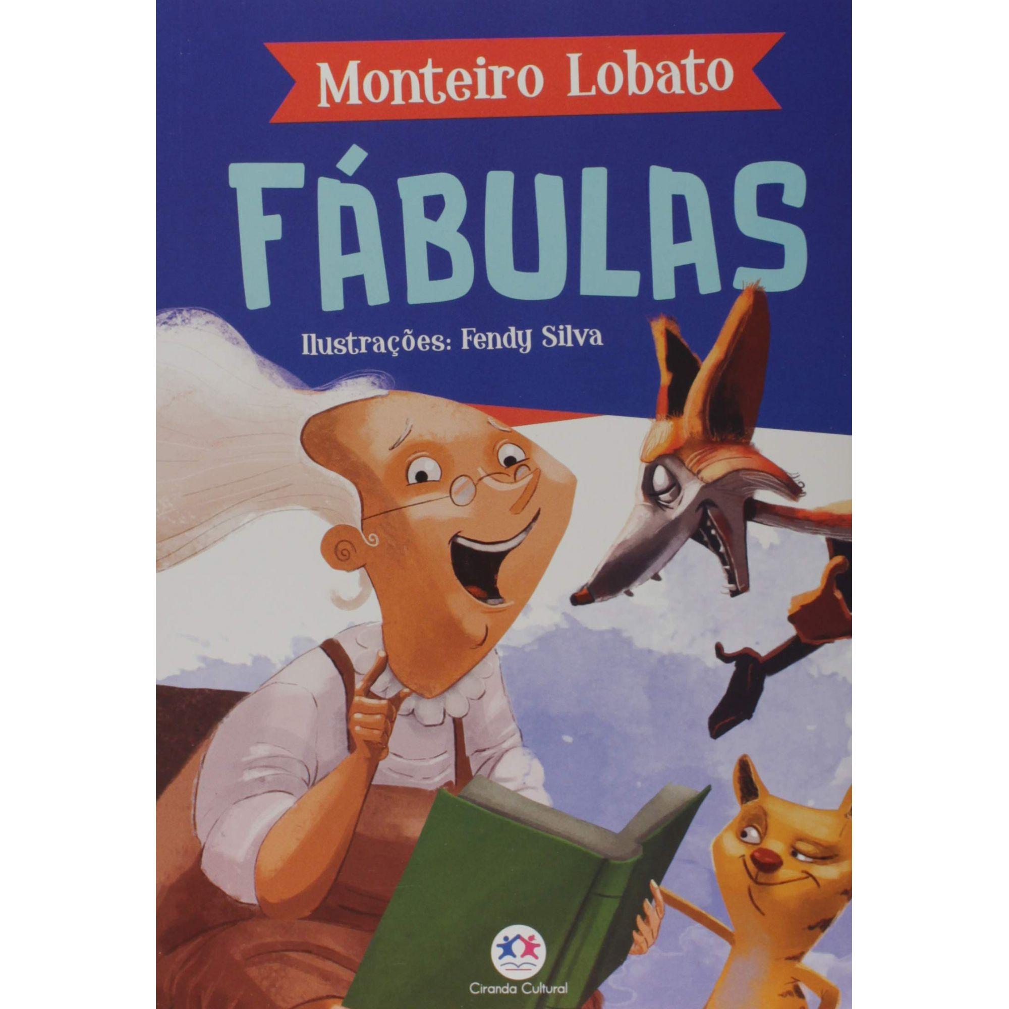 A TURMA DO SITIO - FABULAS