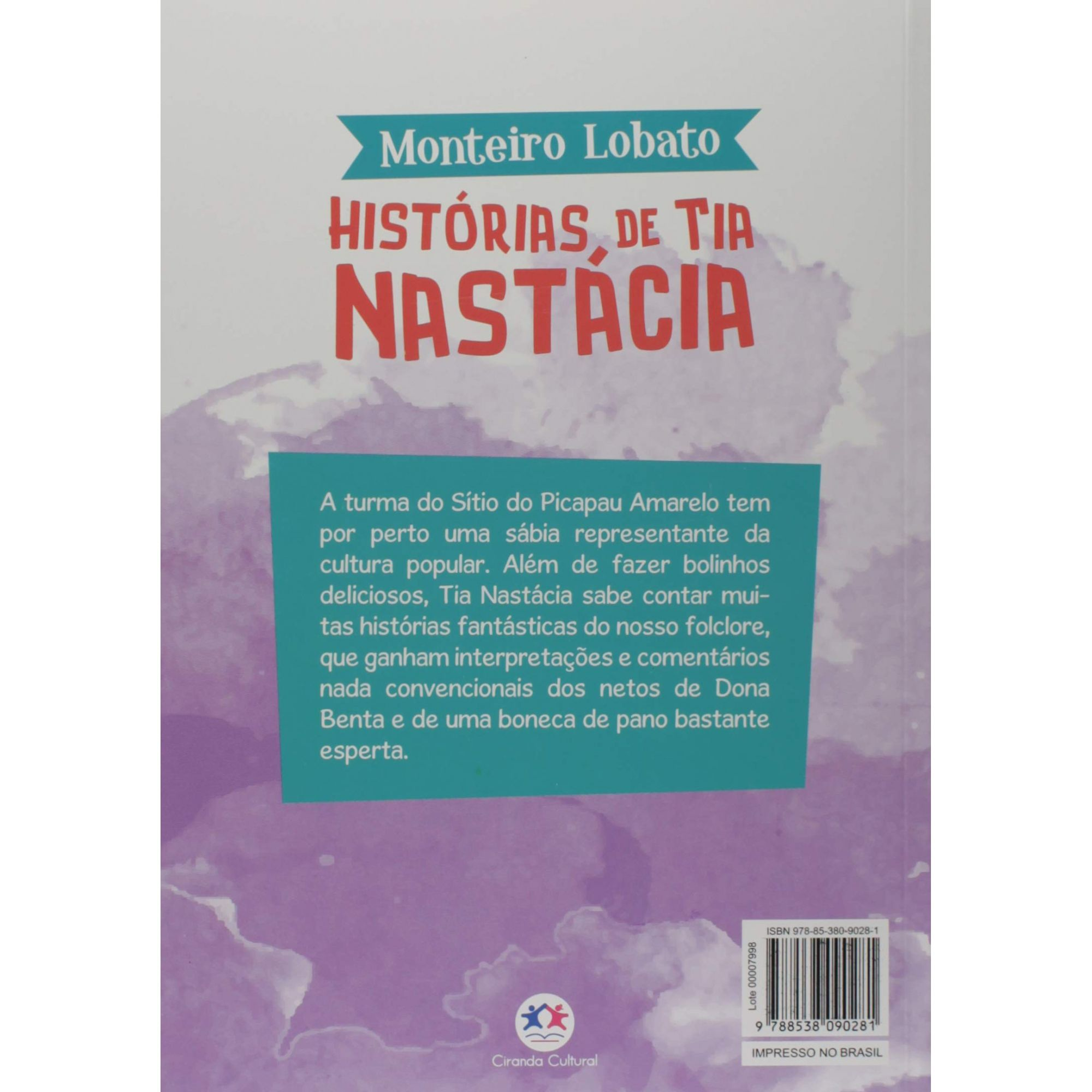 A TURMA DO SITIO - HISTORIAS DA TIA NASTACIA