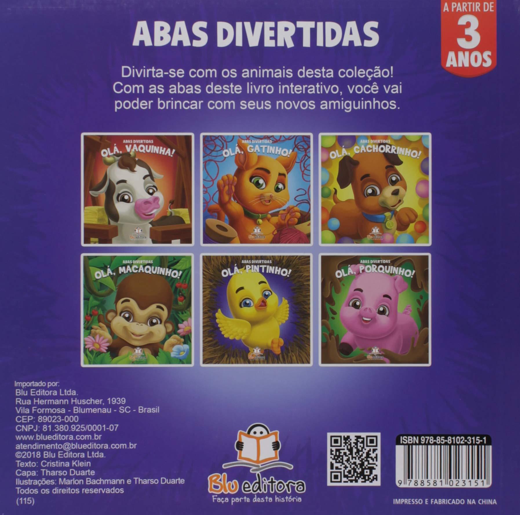 ABAS DIVERTIDAS - OLA PINTINHO