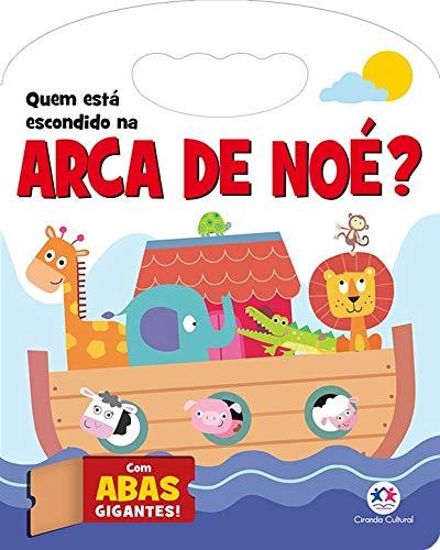 ABAS DIVERTIDAS - QUEM ESTA ESCONDIDO NA ARCA DE NOE?