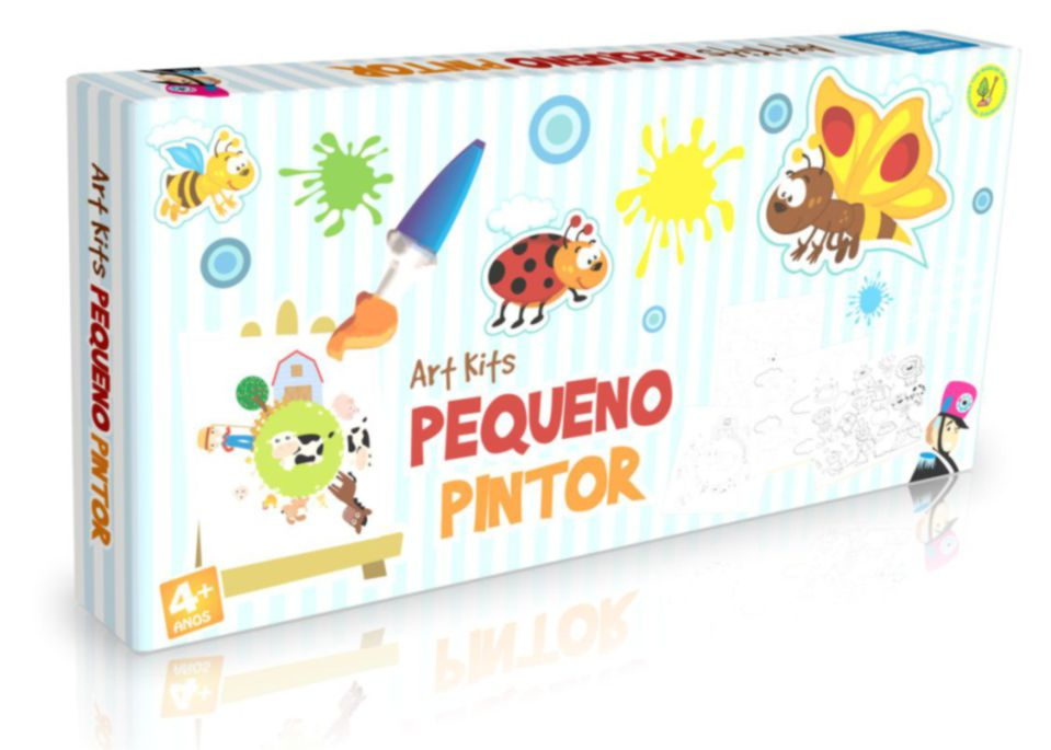 ART KITS PEQUENO PINTOR