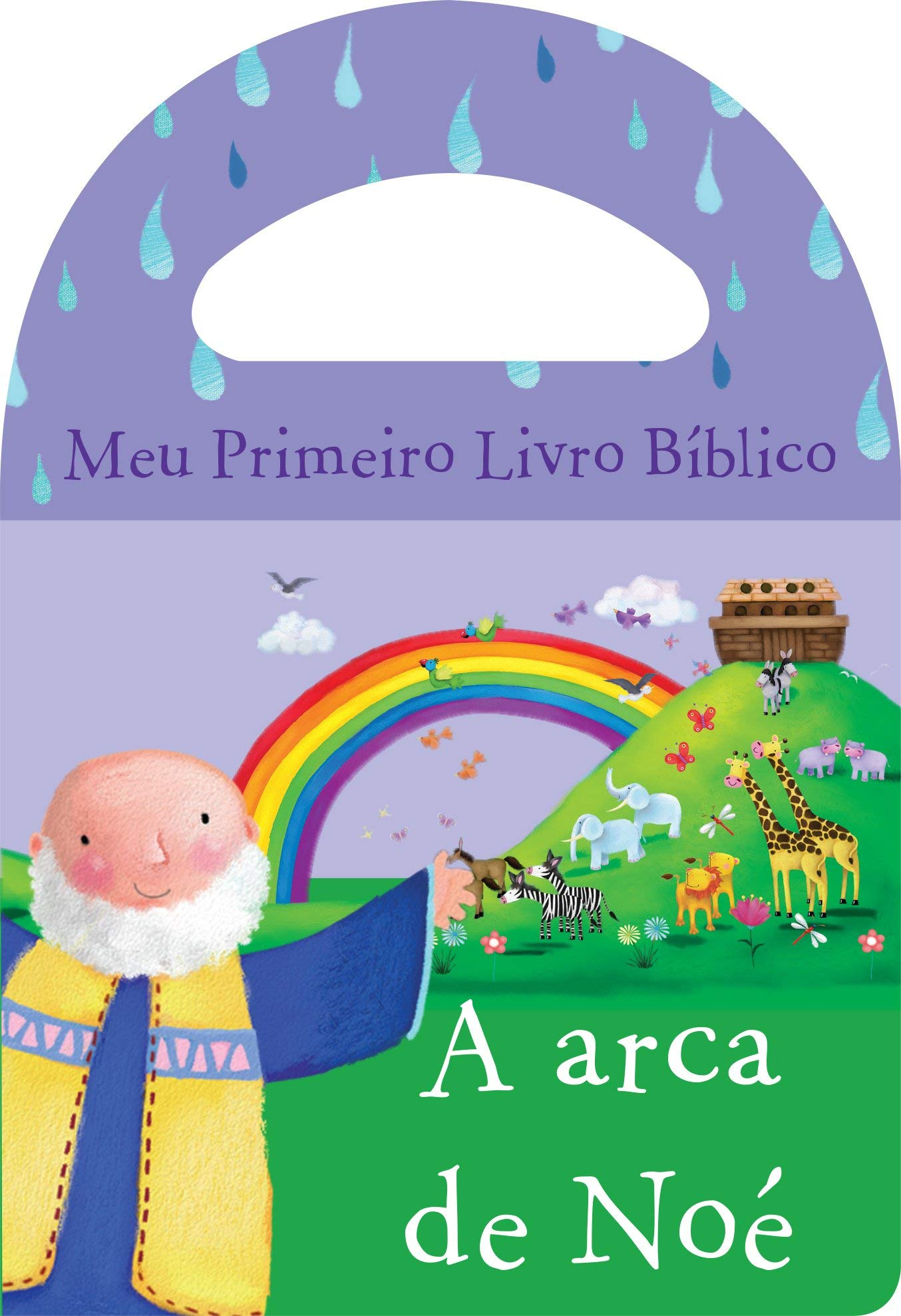 BANHO/MEU PRIM. LIVRO BIBLICO - A ARCA DE NOE