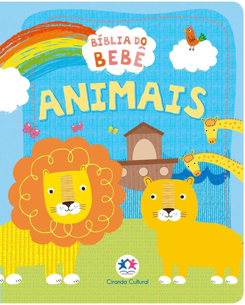 BIBLIA DO BEBE - ANIMAIS (NOVO)