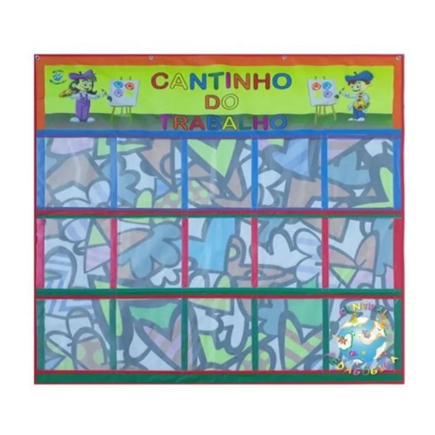 CANTINHO DO TRABALHO   C / 15 BOLSOS