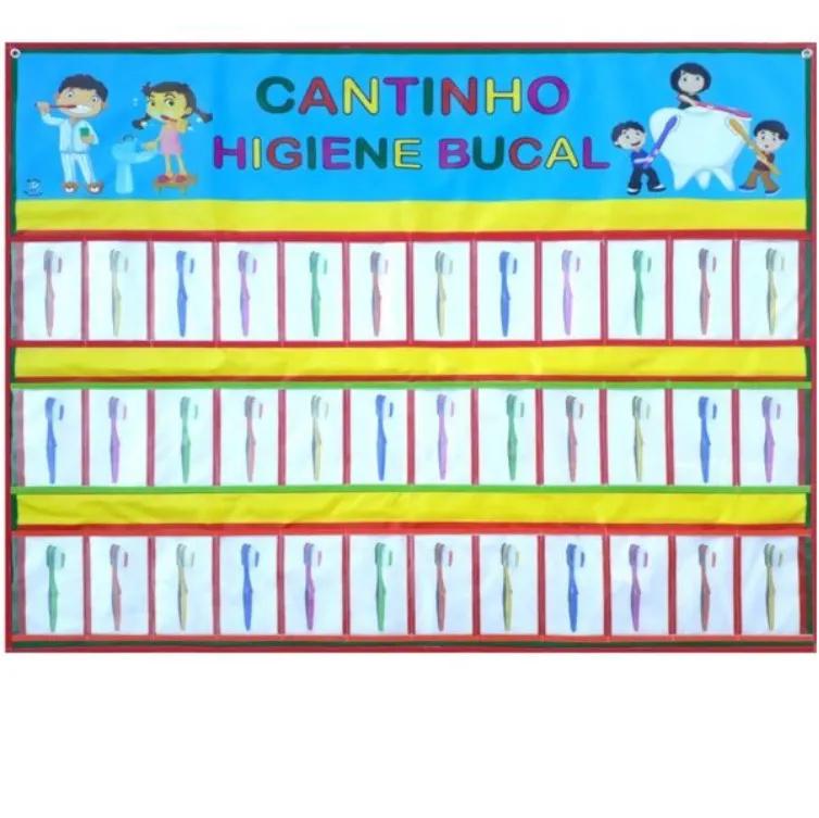 CANTINHO HIGIENE BUCAL  C / 36 BOLSOS