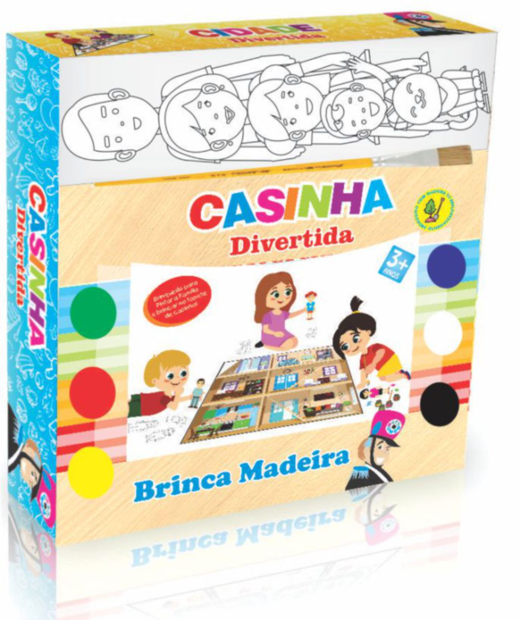 CASINHA DIVERTIDA