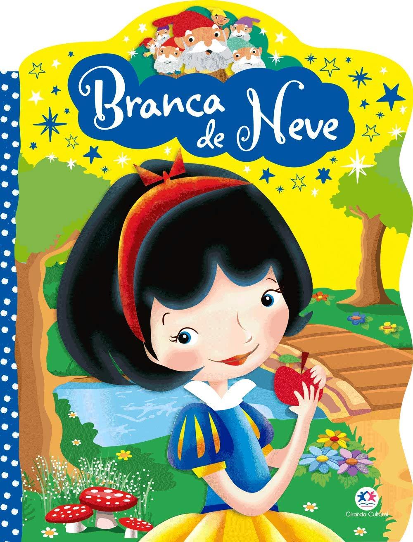 CLASSICOS BRILHANTES - BRANCA DE NEVE