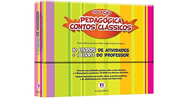 COLEÇÃO PEDAGÓGICA CONTOS CLÁSSICOS