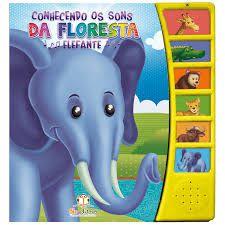 CONHECENDO OS SONS - ELEFANTE