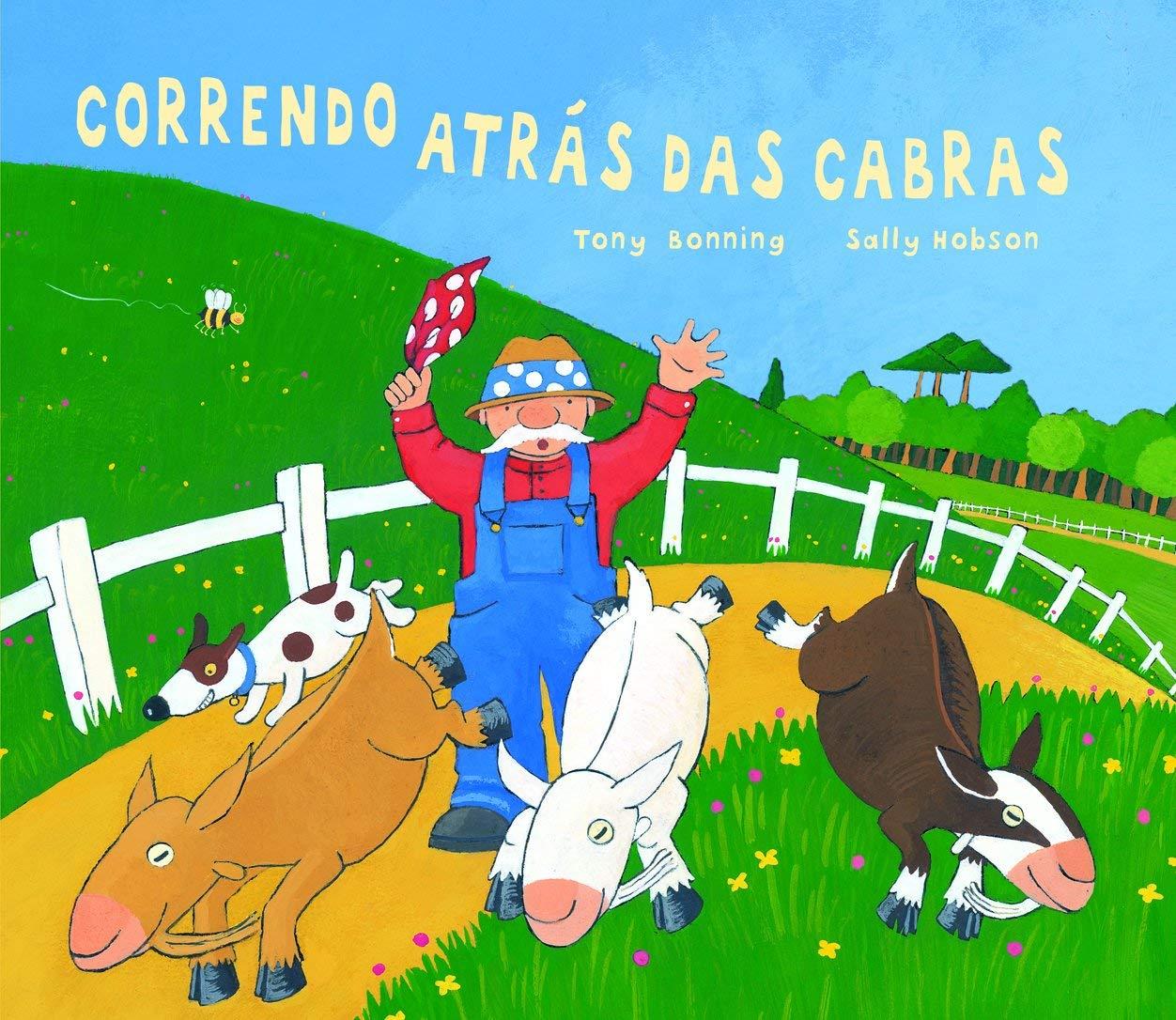 CORRENDO ATRAS DAS CABRAS