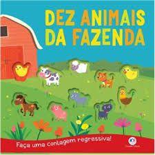 DEZ ANIMAIS DA FAZENDA