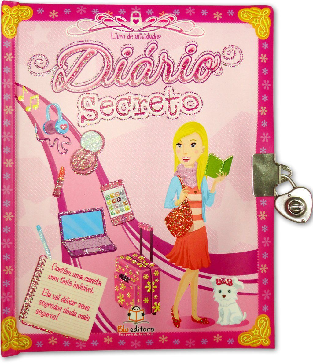DIARIO SECRETO - ROSA