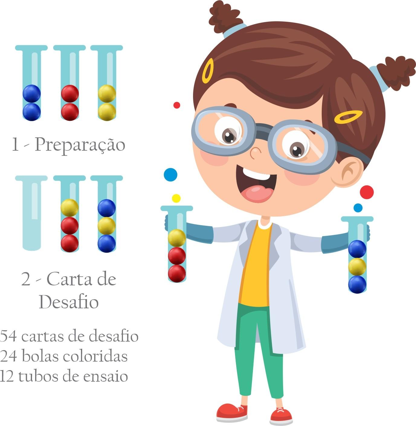 DR. BIRUTA - DESAFIO DAS FÓRMULAS MALUCAS