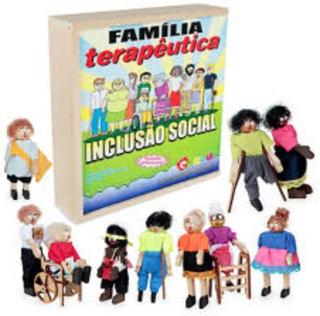 Familia Terapeutica Inclusão Social  em Madeira