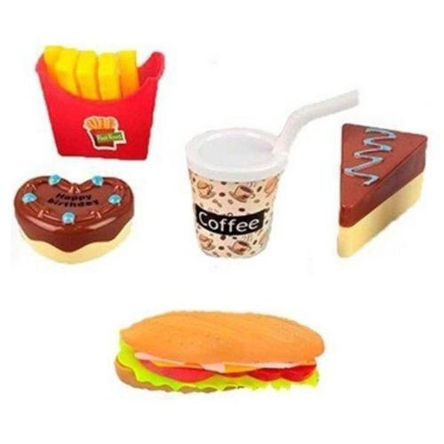 FAST FOOD-HORA DO LANCHE