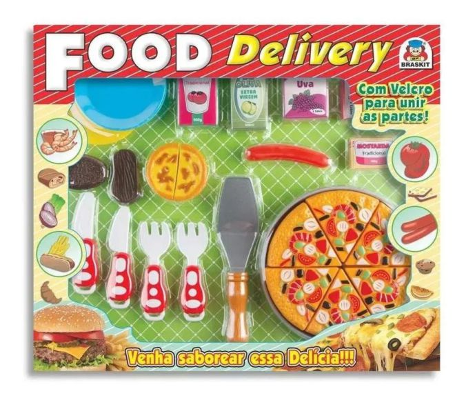 FOOD DELIVERY PIZZA