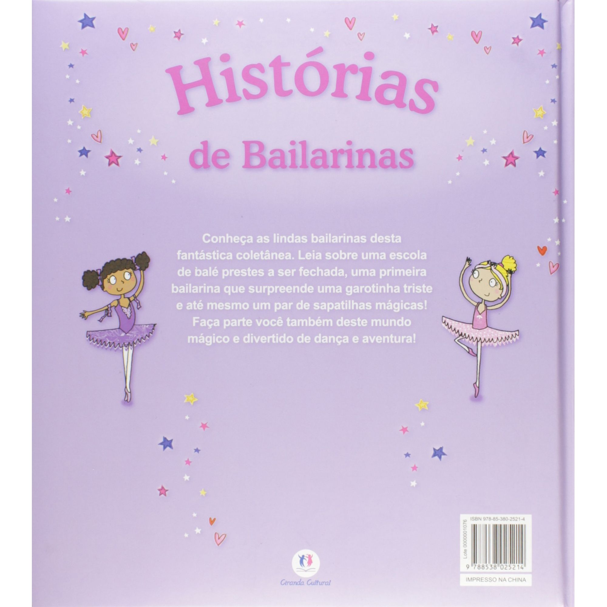 HISTORIAS DE BAILARINAS