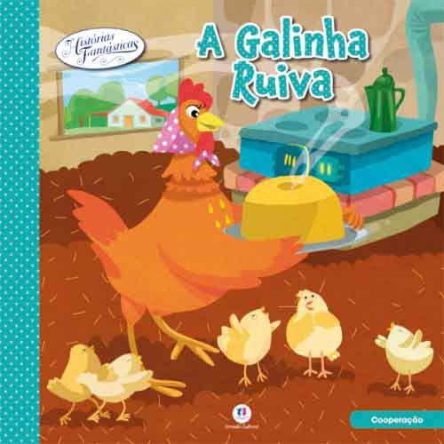 HISTORIAS FANTASTICAS - A GALINHA DE RUIVA