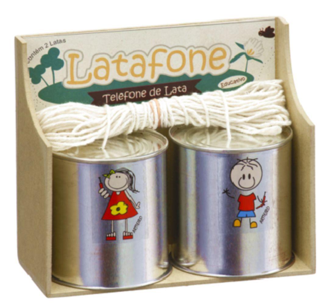 LATAFONE - TELEFONE DE LATA