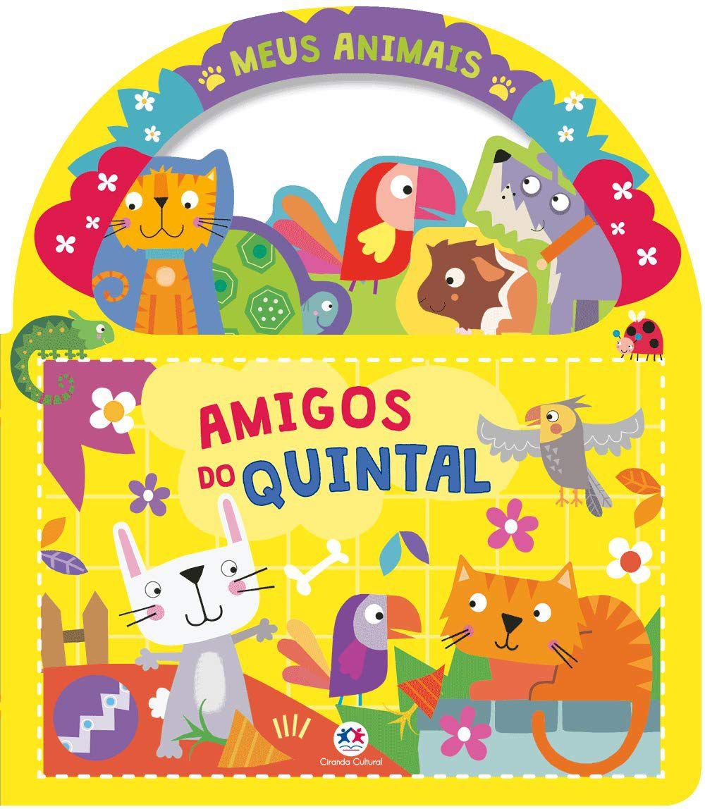 MEUS ANIMAIS - AMIGOS DO QUINTAL