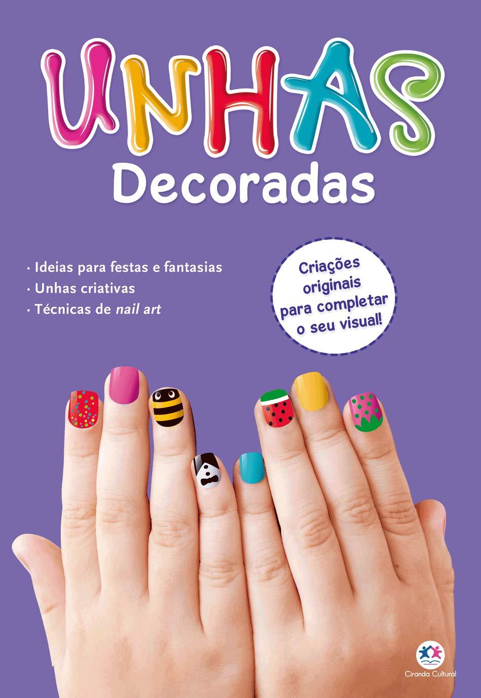 MINHAS CRIACOES - UNHAS DECORADAS