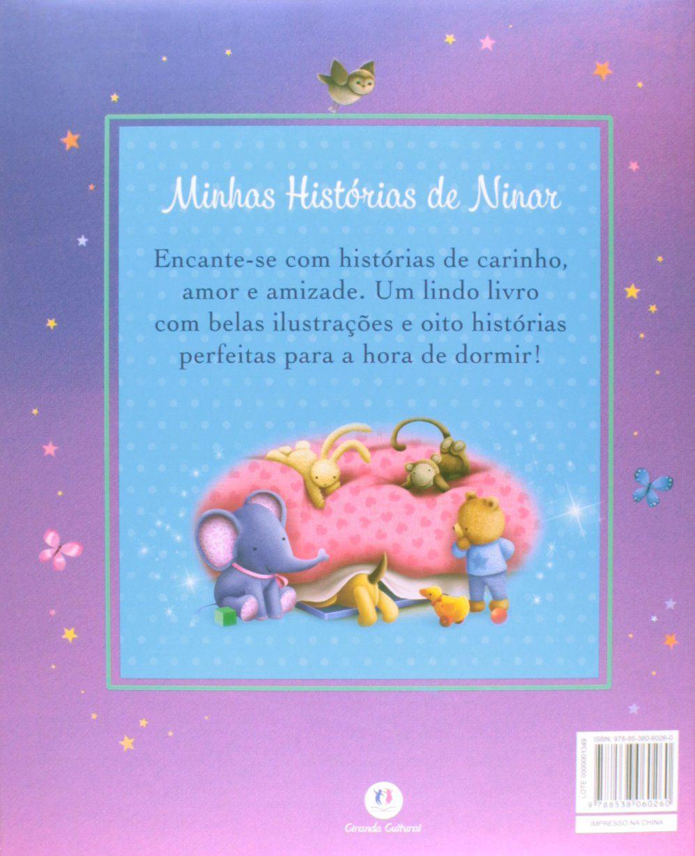 MINHAS HISTORIAS DE NINAR