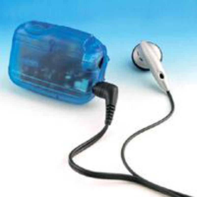 Mini Detector/Amplificador de Som