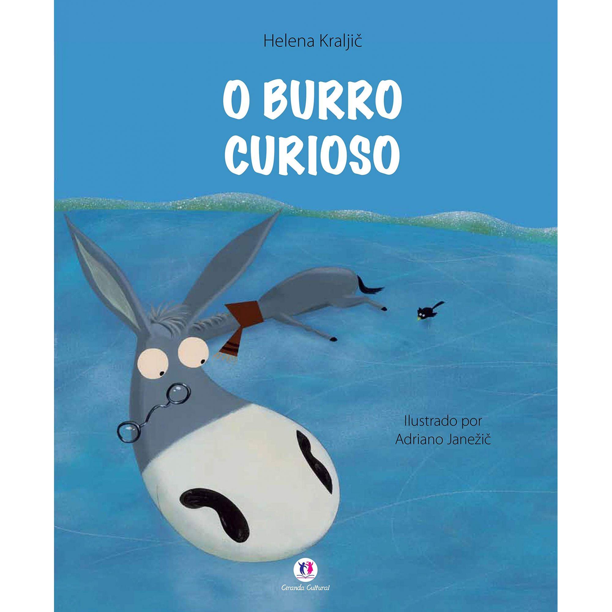 O BURRO CURIOSO