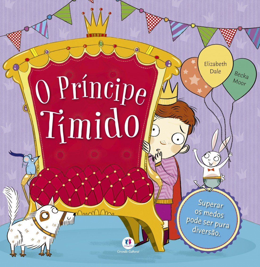 O PRINCIPE TIMIDO