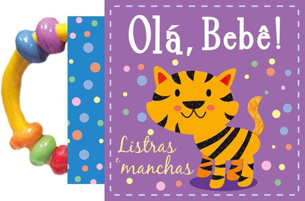OLA BEBE - LISTRAS E MANCHAS