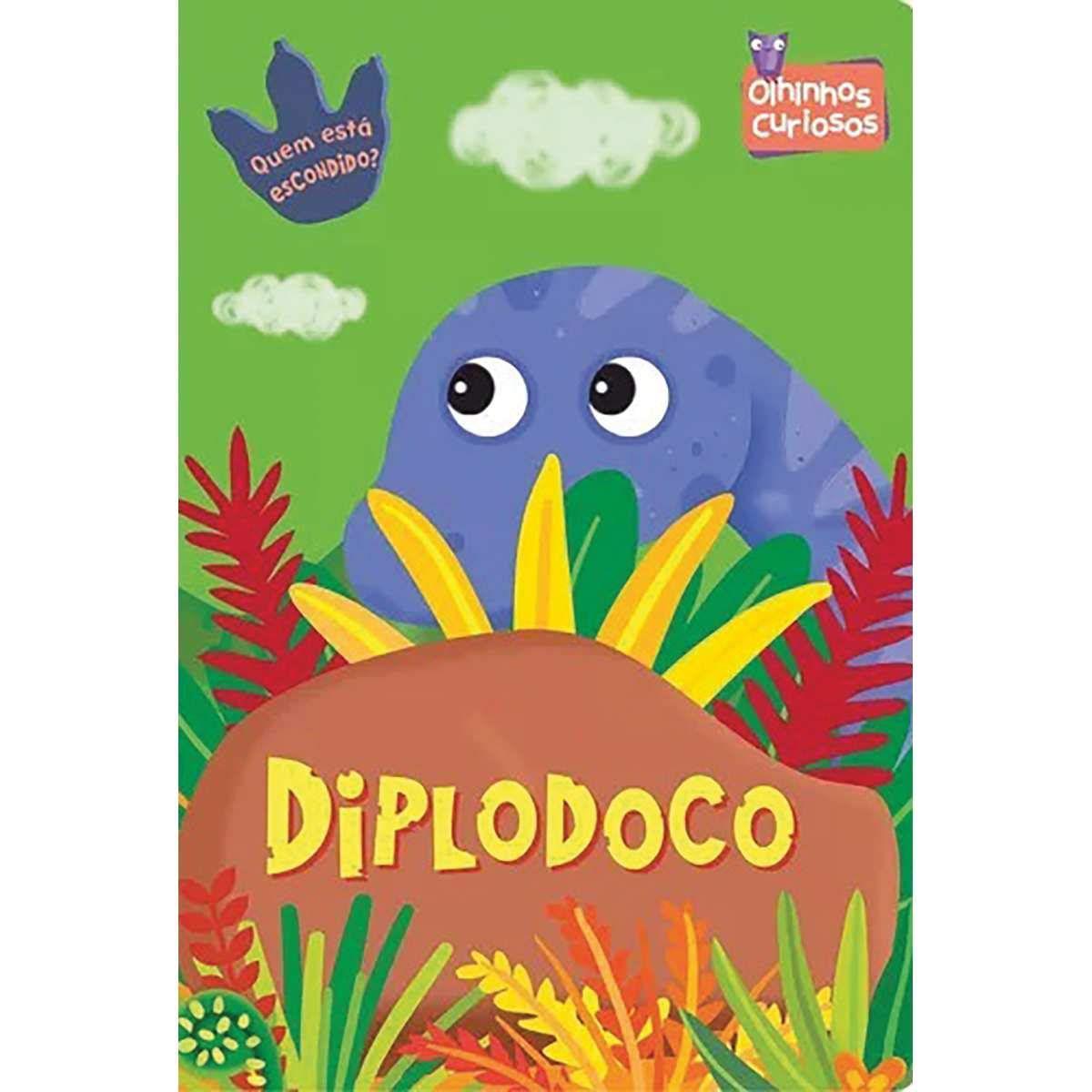 OLHINHOS CURIOSOS - DIPLODOCO