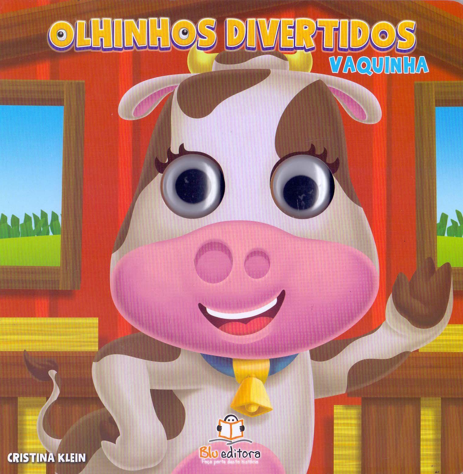 OLHINHOS DIVERTIDOS - VAQUINHA