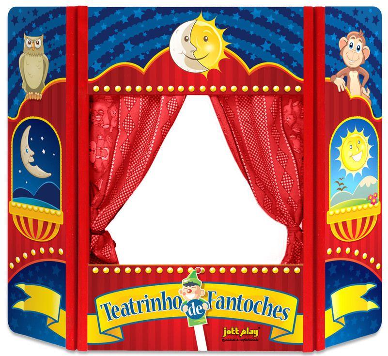 Teatro de Fantoches ( 99x80cm)