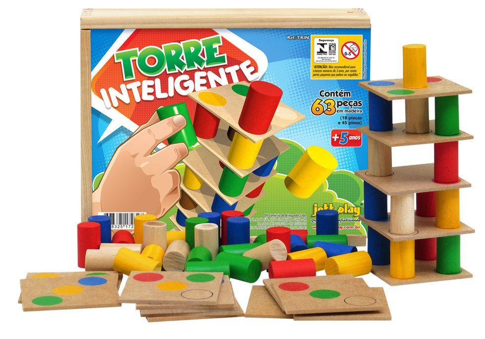 Torre Inteligente com 18 placas
