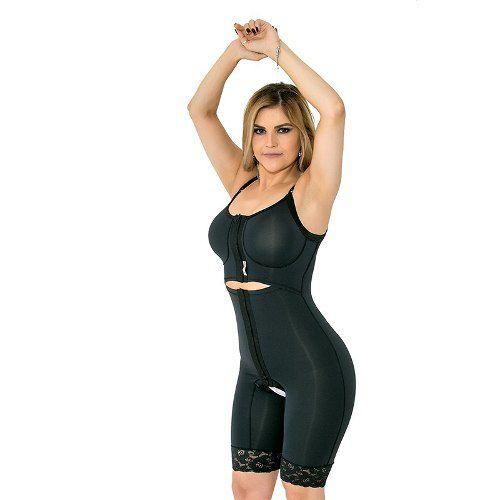 Cinta Modeladora Mabella 1015 207 Pós Cirúrgico bipartida