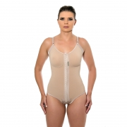 Body modelador cirúrgico compressivo Mabella 1012 melhor p lipoaspiração na região do abômen costas busto cintura mama