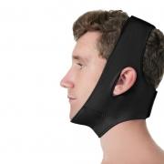 Faixa cirúrgica compressiva facial Modelleskin 84011 Para lipo lifting na face cirurgia ortográfica queixo mentoplastia