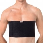 Faixa pós cirúrgica masculina para Ginecomastia Lipomastia Modelle Skin 4110a lipomastia redução gordura na mama binder