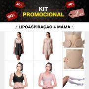 KIT Vibrolipo + Mama ModelleSkin Pós Cirúrgico Operatório