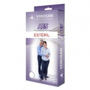 Meia compressiva Venosan 7/8 AES AD Estéril Antitrombo Antiembolia