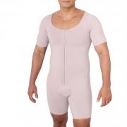 Modelador Masculino Biocrystal Lipoaspiração Abdominoplastia 8009A