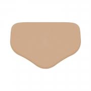 Placa tala de compressão retangular com bico Biobela 1617V p/ região abdominal. Ideal p lipoaspiração vibrolipoaspiração