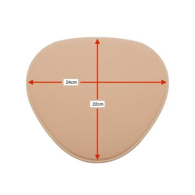 Placa tala rígida pós cirúrgica compressiva para cóccix e costas New Form 90015A formato pera. Ideal p hidrolipoplastia