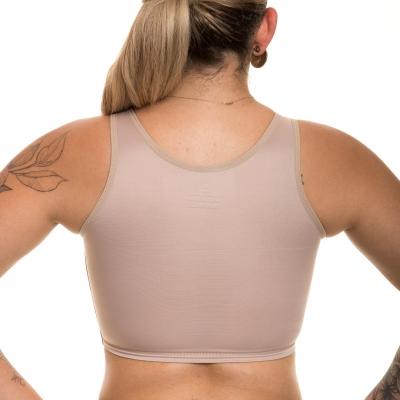 Sutiã cirúrgico compressivo alça larga Reabilit 8017 pós operatório melhor p prótese mama silicone mastopexia enxertia
