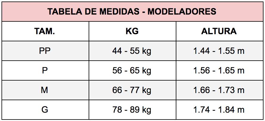Cinta Modeladora Mabella 1010 205 Pós Operatório Cirúrgico