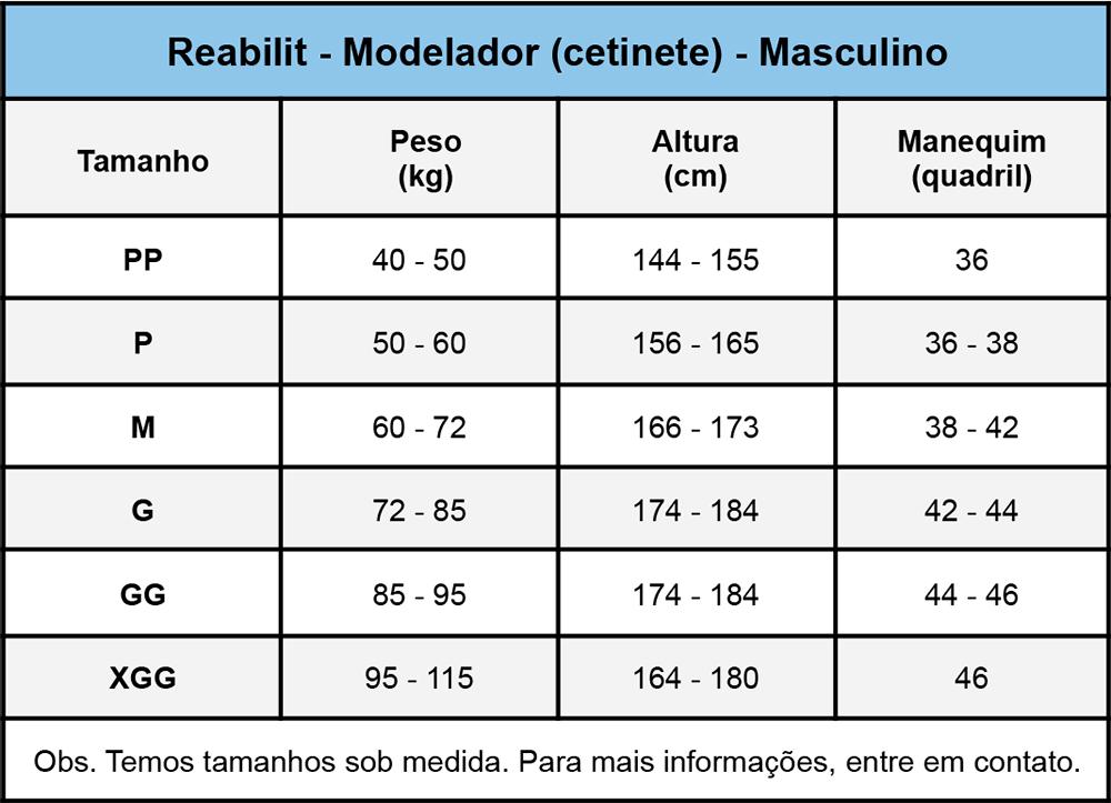 Colete masculino regata cirúrgico estético Famara 4007 compressivo ideal para ginecomastia abdominoplastia binder lipo  - Cinta se Nova
