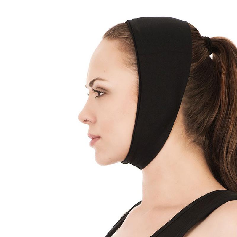 Faixa para cirurgia plástica facial (Modelleskin 8012) indicado para cirurgia de Otoplastia Orelha de Abano Lifting e Li  - Cinta se Nova