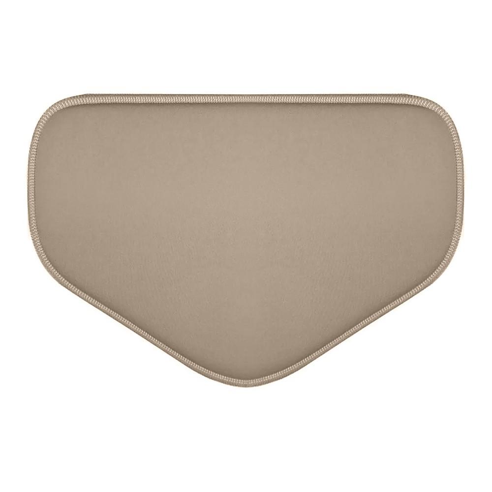 Placa de contenção abdominal com bico YOGA 1001A para abdômen costas compressão pós cirúrgica operatório lipoaspiração e abdominoplastia